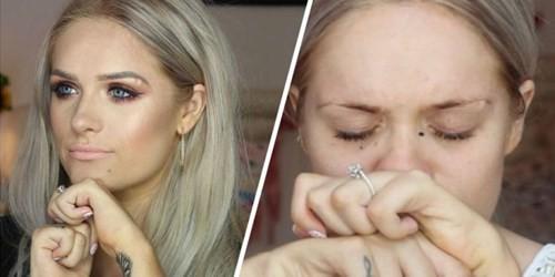 Nữ vlogger bị liệt hai bàn tay vẫn trang điểm thoăn thoắt - Ảnh 8