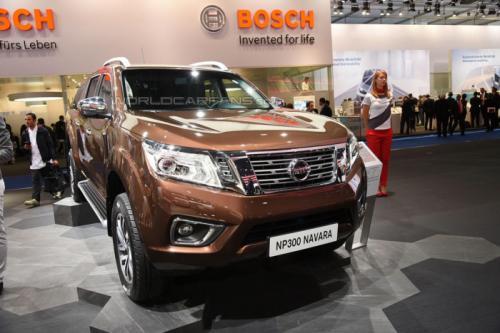 """""""Diện kiến"""" Nissan Navara NP300 2016 phiên bản châu Âu - Ảnh 2"""