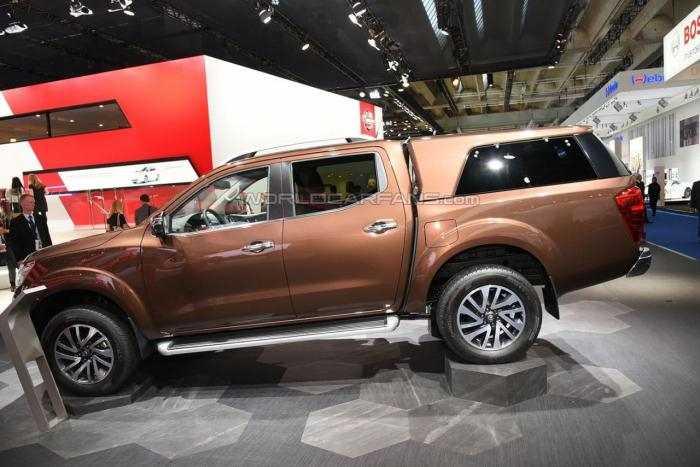"""""""Diện kiến"""" Nissan Navara NP300 2016 phiên bản châu Âu - Ảnh 1"""