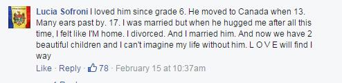 """Cặp đôi """"yêu nhau 6 tháng, mất liên lạc trong 10 năm, rồi tìm được nhau"""" - Ảnh 8"""