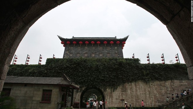 Vạn Lý Trường Thành thứ 2 của Trung Quốc - Ảnh 2
