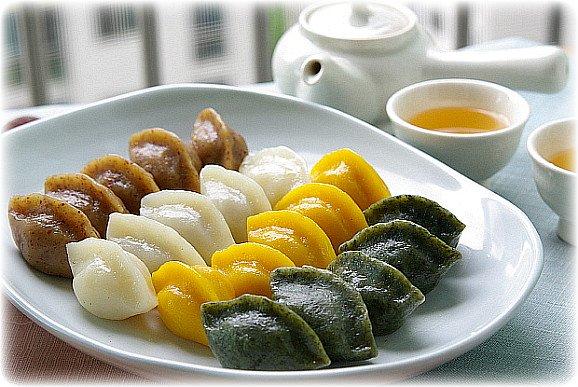 """""""Phát thèm"""" với bánh trung thu độc đáo của Hàn Quốc - Ảnh 2"""