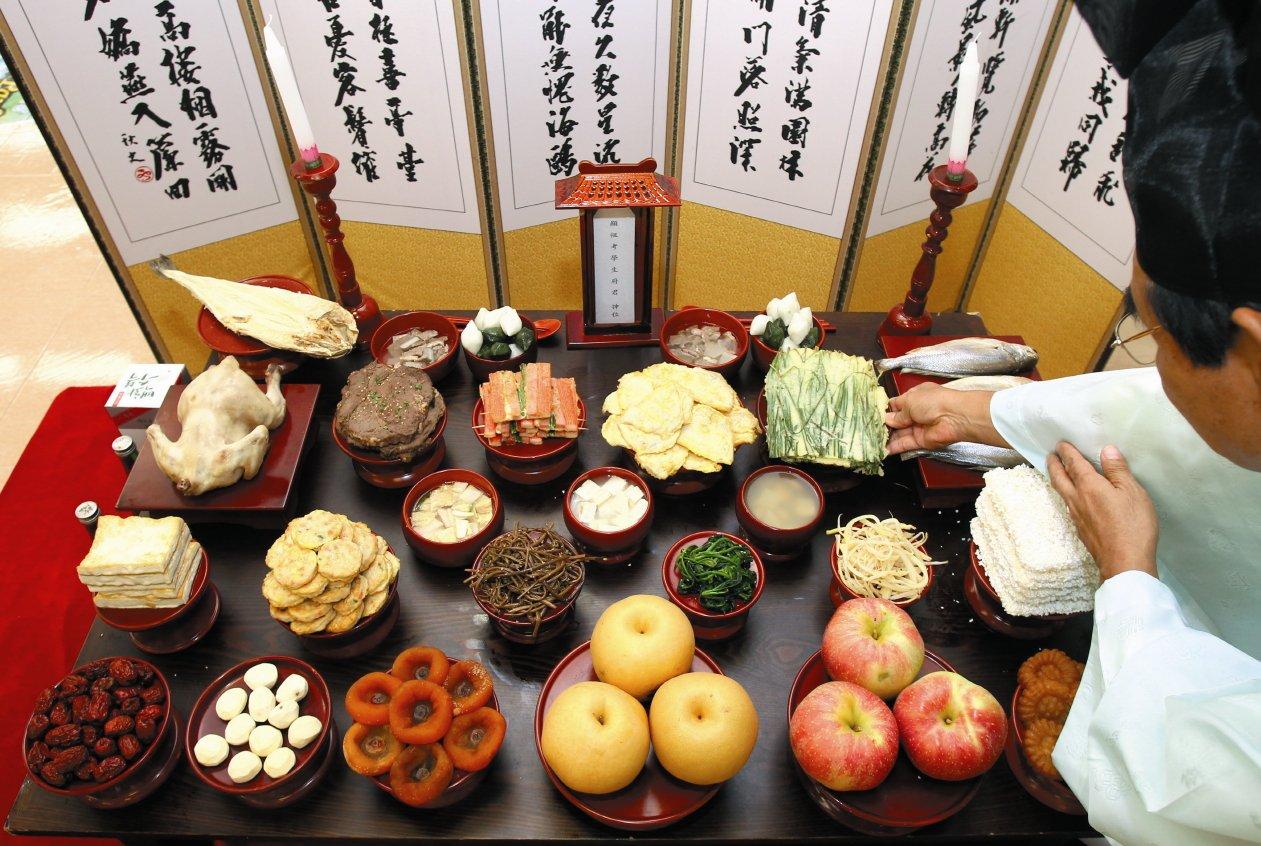 """""""Phát thèm"""" với bánh trung thu độc đáo của Hàn Quốc - Ảnh 1"""