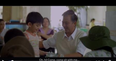 Đoạn video về tình cha khiến người xem rơi nước mắt - Ảnh 1