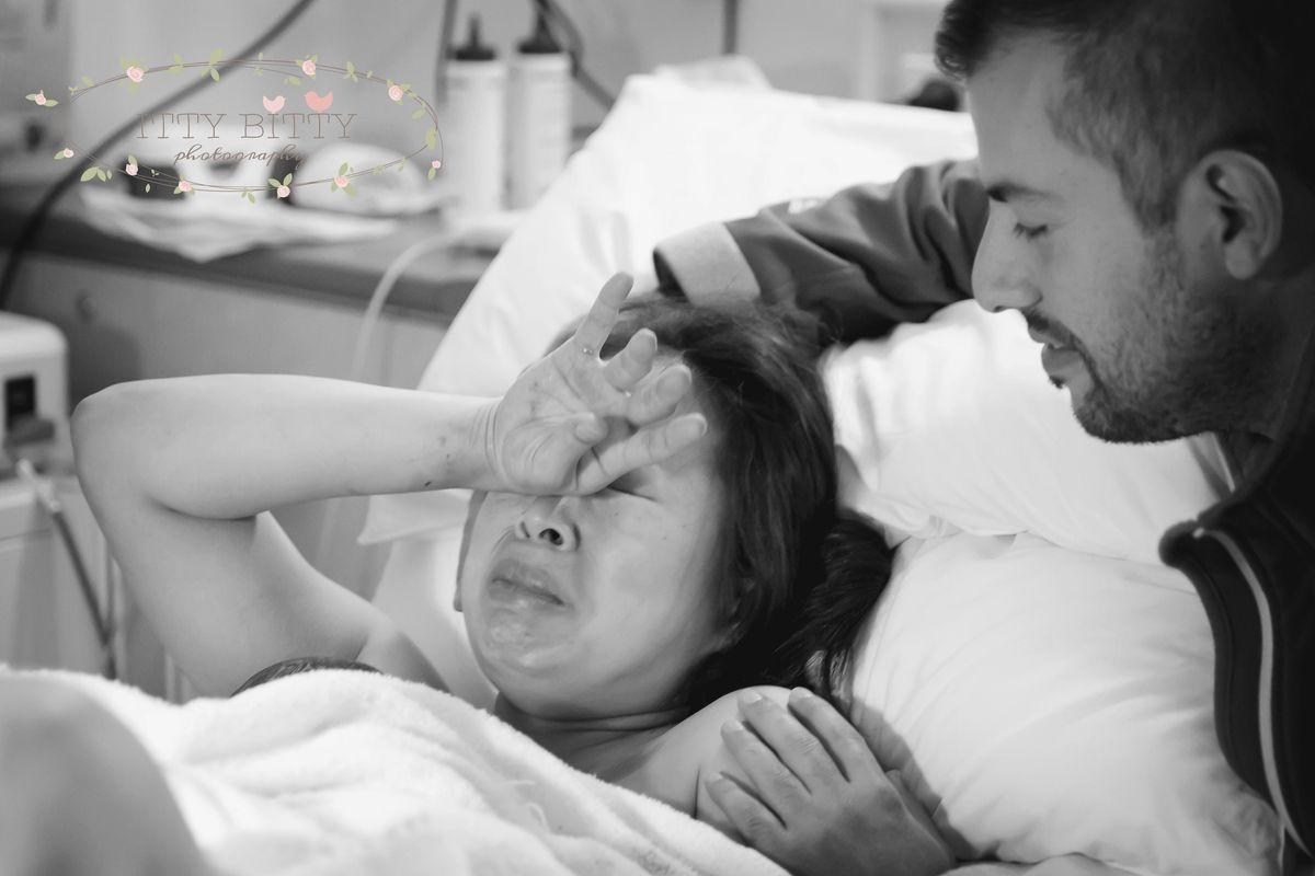 Bà mẹ sững sờ khi siêu âm con gái nhưng lại sinh ra con trai - Ảnh 2