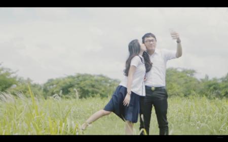 Tổng hợp những khoảnh khắc đẹp như phim Hàn Quốc của Gino Tống và Lục Anh - Ảnh 3