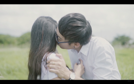 Tổng hợp những khoảnh khắc đẹp như phim Hàn Quốc của Gino Tống và Lục Anh - Ảnh 4