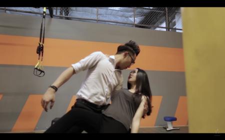 Tổng hợp những khoảnh khắc đẹp như phim Hàn Quốc của Gino Tống và Lục Anh - Ảnh 2