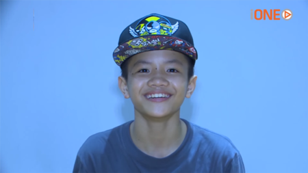 Cậu bé 13 tuổi Quốc Huy và mơ ước trở thành vũ công hip hop chuyên nghiệp - Ảnh 1