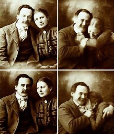 """Ngã ngửa với những bức ảnh vô cùng """"hài hước"""" thời Victoria - Ảnh 1"""