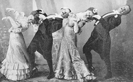 """Ngã ngửa với những bức ảnh vô cùng """"hài hước"""" thời Victoria - Ảnh 4"""