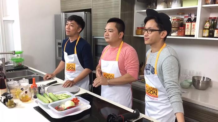 Lần đầu tiên tại Việt Nam xuất hiện show ẩm thực được live stream định kỳ - Ảnh 2