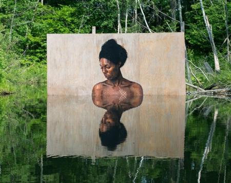 """Chiêm ngưỡng tác phẩm nghệ thuật trên """"mặt nước"""" của nghệ sĩ trẻ - Ảnh 7"""