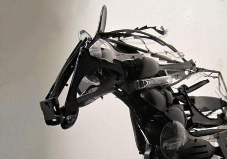 Ngắm bộ sưu tập loài vật 3D được sáng chế từ... nhựa tái chế - Ảnh 3