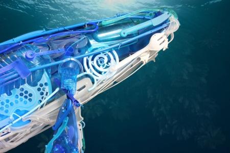 Ngắm bộ sưu tập loài vật 3D được sáng chế từ... nhựa tái chế - Ảnh 6