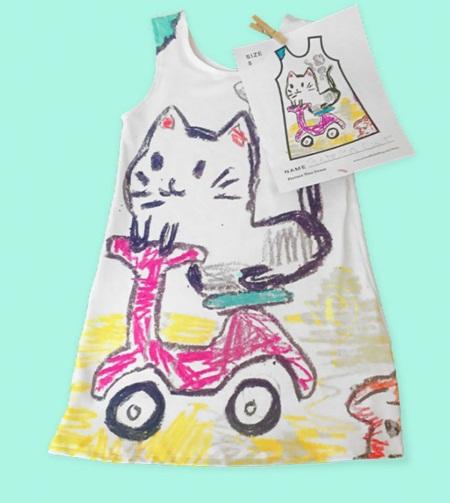 Bà mẹ thành lập công ty để con tự thiết kế quần áo cho mình - Ảnh 3