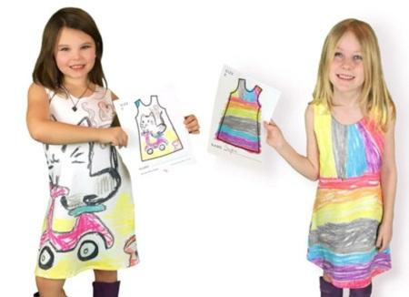 Bà mẹ thành lập công ty để con tự thiết kế quần áo cho mình - Ảnh 1