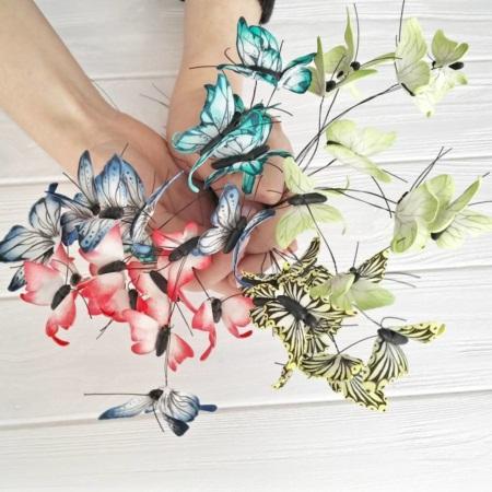 Mê mẩn loại bờm tóc lên ý tưởng từ các loài bướm rực rỡ - Ảnh 8