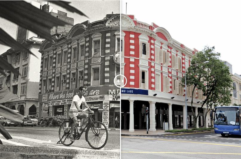Chùm ảnh: Singapore thay đổi chóng mặt dưới thời Lý Quang Diệu - Ảnh 11