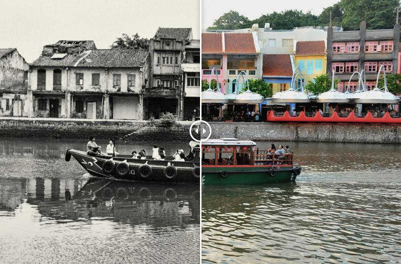 Chùm ảnh: Singapore thay đổi chóng mặt dưới thời Lý Quang Diệu - Ảnh 13