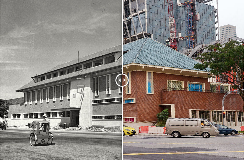 Chùm ảnh: Singapore thay đổi chóng mặt dưới thời Lý Quang Diệu - Ảnh 3