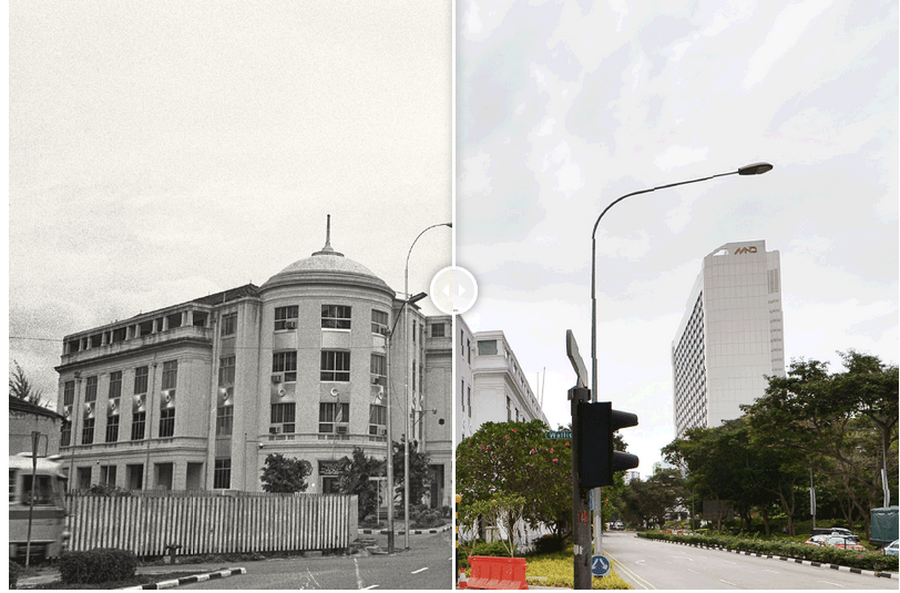 Chùm ảnh: Singapore thay đổi chóng mặt dưới thời Lý Quang Diệu - Ảnh 6