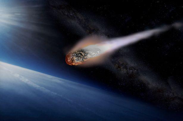 Trái đất có thể bị đe dọa bởi thiên thạch cỡ Nữ thần Tự do - Ảnh 1