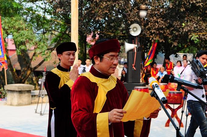 Nhộn nhịp lễ khai hội Tây Thiên 2015 - Ảnh 3