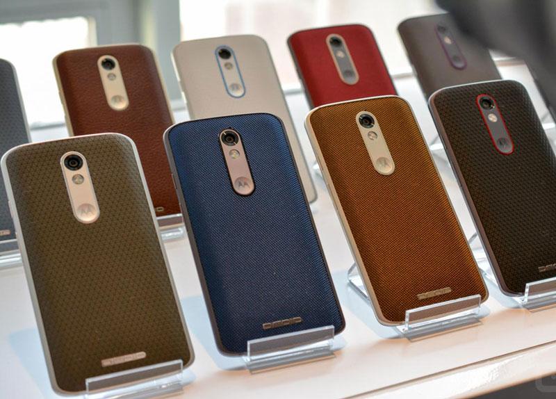 Smartphone Android có màn hình không thể vỡ - Ảnh 1