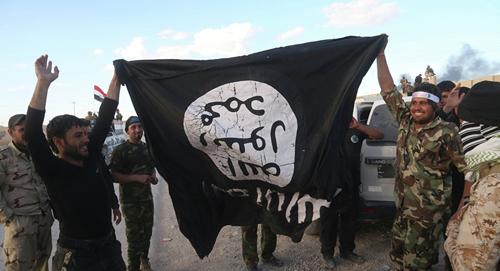 Chiến binh IS xây đường dẫn dầu bí mật đến Thổ Nhĩ Kỳ - Ảnh 1