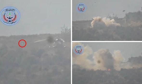 Trực thăng Nga trúng tên lửa trên đường truy tìm máy bay bị bắn hạ - Ảnh 1