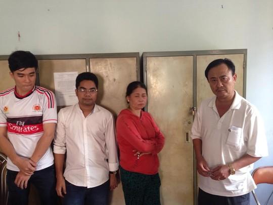Giải cứu nhiều cô gái khỏi 'động quỷ' ở Sài Gòn - Ảnh 1