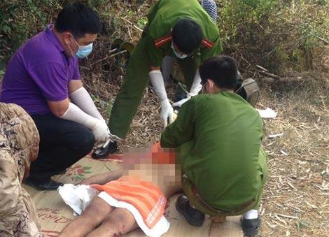Tuyên Quang: Phát hiện thi thể người phụ nữ trong bụi tre - Ảnh 1