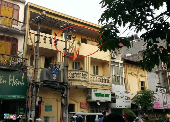 Thanh niên tử vong do điện giật ở trụ sở công an phường - Ảnh 1