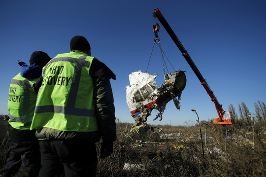 Tình tiết mới tiết lộ hung thủ vụ MH17 - Ảnh 1