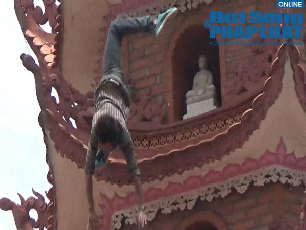 """Thanh niên nhảy từ nóc tháp 40m: """"Ngáo đá"""" và những tác hại khôn lường - Ảnh 1"""
