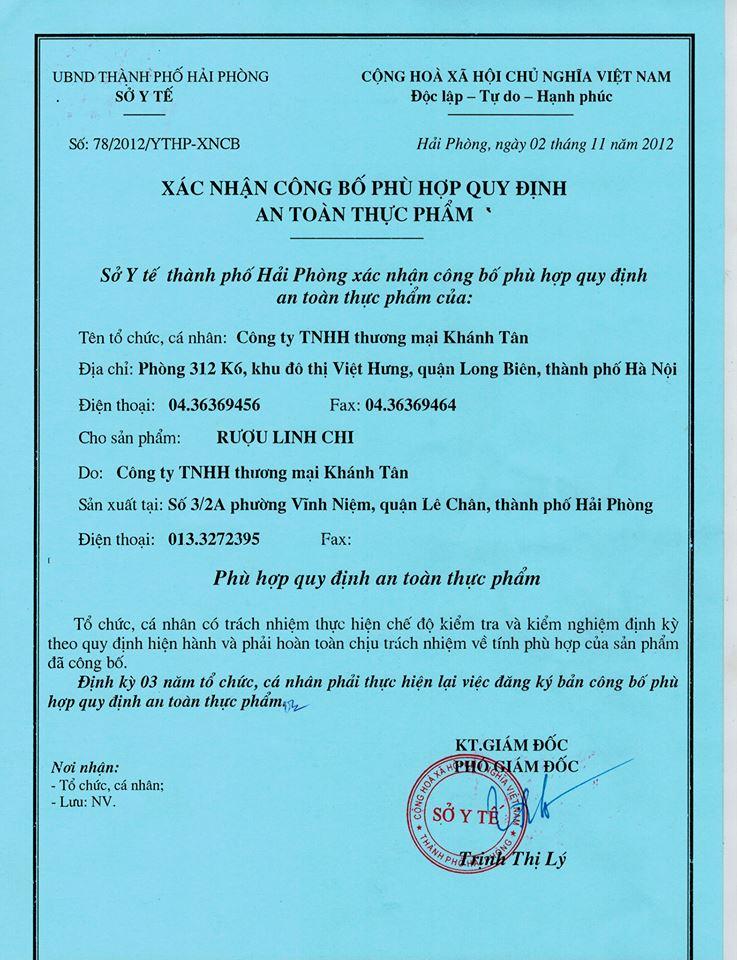 Công ty TNHH Khánh Tân: Sản xuất rượu không phép - Ảnh 1