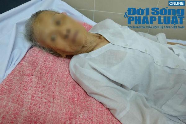 Đau đớn cụ bà 92 bị con trai đánh đập, đuổi khỏi nhà trong đêm tối - Ảnh 3