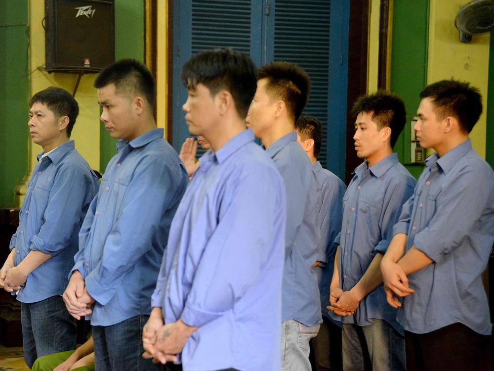 Giang hồ bảo kê Bến xe Miền Đông bị đề nghị cao nhất 13 năm tù - Ảnh 1