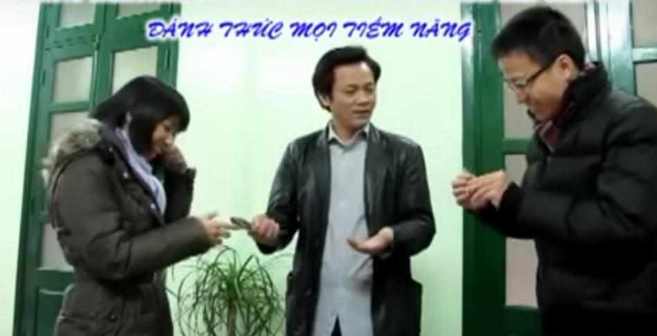 """Lớp học """"thôi miên"""" Nguyễn Mạnh Quân dạy gì cho học viên? - Ảnh 1"""