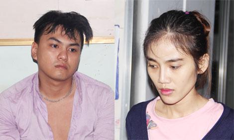 Giả cặp tình nhân đi bán ma túy bị công an tóm gọn - Ảnh 1