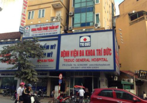 Triệu tập công ty nhập thuốc gây mê khiến 2 người tử vong ở BV Trí Đức - Ảnh 1