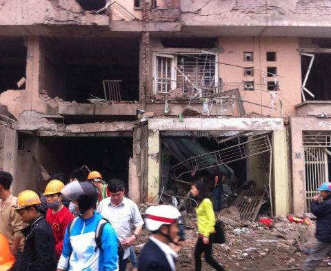 Vụ nổ lớn ở Hà Đông: 4 người tử vong, 1 người vẫn mất tích - Ảnh 2