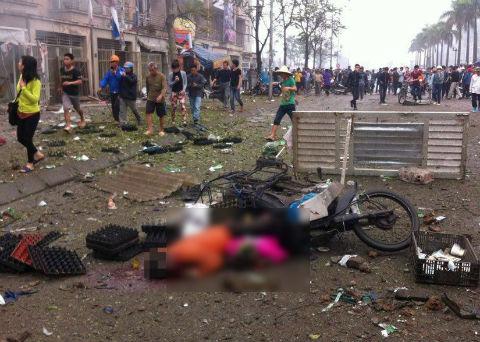 Vụ nổ lớn ở Hà Đông: 4 người tử vong, 1 người vẫn mất tích - Ảnh 1