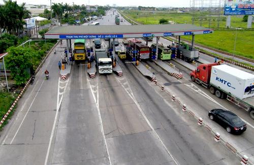 Kiến nghị giảm phí đường QL5 để tránh cày ải đường tỉnh - Ảnh 1