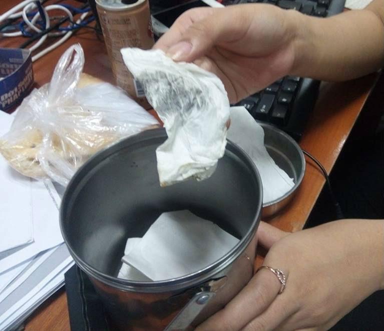 T-mart ngừng kinh doanh cặp lồng Trung Quốc bị tố có chất lạ - Ảnh 1