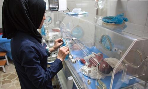 Những bác sĩ cuối cùng trụ lại Syria gửi tâm thư cho Obama - Ảnh 1