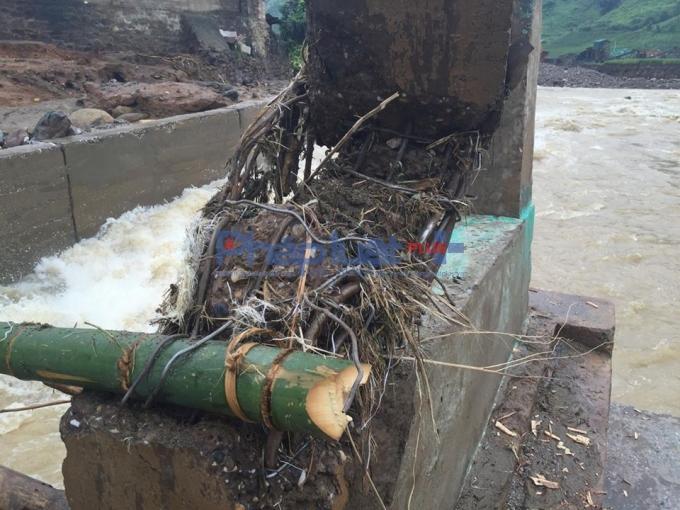 Vụ sập bãi vàng tại Lào Cai nhiều người thương vong: Tiếp cận hiện trường - Ảnh 4