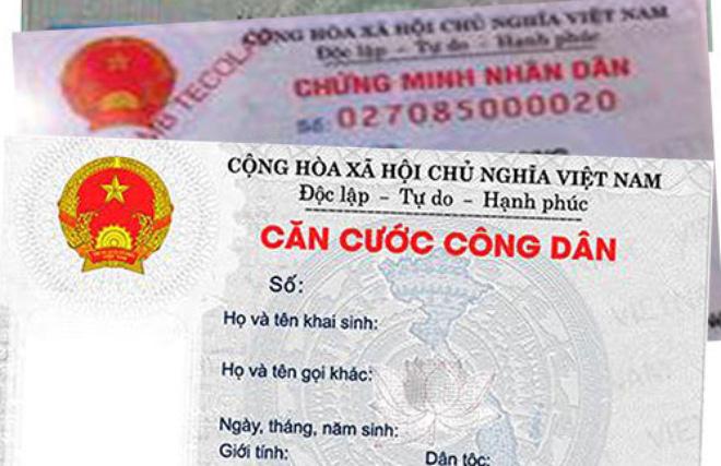 Làm thẻ căn cước công dân sẽ phải đóng phí 70.000 đồng - Ảnh 1