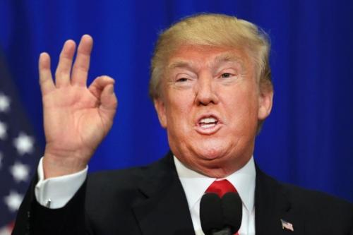 Tổng thống Donald Trump có phải là 'cảnh sát của thế giới'? - Ảnh 1